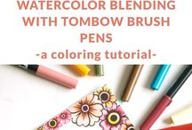 Tombow art