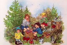Astrid Lindgren/Taide