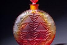 antique gem stone glass gemma jewelry pottery régi üveg ékszer butélia tárgy kerámia