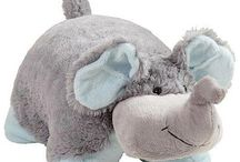 Stuffed Elephants