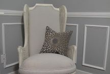 { Reupholstery }