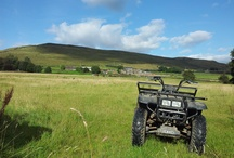 Special South Pennines sleeps / Special places to stay in the South Pennines