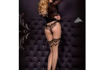 Bas Collants Sexy Glamour Romantique Glam Chic Fantaisie