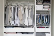 Chambre - Dressing