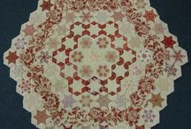 Quilts - Hexagons