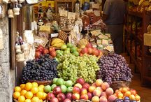Italian Markets visited - fantastic  / Travels