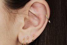 Kulak piercingleri