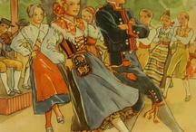 folk wear