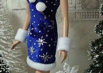 mooie barbie's