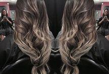 Hair styles/colours
