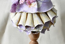 dresses of paper