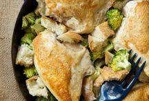 Recept - kyckling