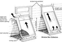 DIY: Solar thermal collector