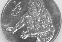 Monete Asia / Viaggio numismatico in Asia.