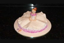 Ballerina cake / by Elvina Bier