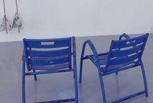 Installasjon / Franske stoler
