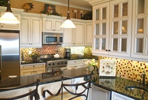 CHD Custom Designed Kitchens / The Kitchen is the Heart of the Home.