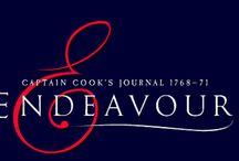 Captain Cook Endeavour