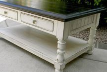 Refinishing furniture / by Devon O'Donnell