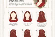 Föreläsning om hår. Fakta och inspiration