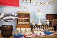 Party Ideas / by Stacey Cheuvront
