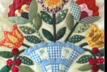 patchwork  passadeira