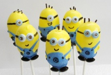 cakepops / cakepops inspiration found on the internet
