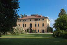 Il Torrione Maison di Charme / Bed and Breakfast e location per eventi, immersa in un meraviglioso Parco. Via Galoppatoio, 20  Pinerolo (To)