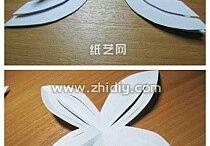 gwiazdy śnieżynki z papieru