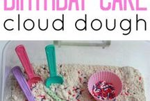 Birthday cake provocation