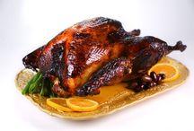 Thanksgiving Menu 2013