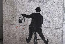 Street Art / by Ylva Glaas Tribastone