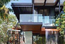 arquitetura casa cascata
