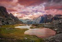 Twin Lakes Dolomites