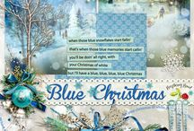 Christmas Collections / Digital Christmas scrapbook collections from Raspberry Road Designs. / by Raspberry Road Designs