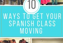 spanish class moving