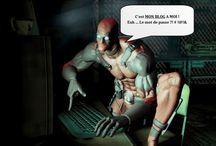Deadpool VideoGame PS3