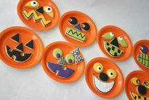 BOOtiful, SPOOKtacular tricks & treats for Halloween / by Brenna Williamson