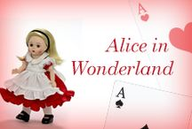 Alice in Wonderland / by Madame Alexander (Official)