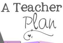 My future teacher stuff / by Tanya Rodriguez