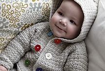baby crochet and knit
