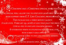 wellness Christmas special event