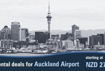 Auckland Airport car Hire