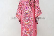 Vestidos / Vestidos Keten Linen & Cotton