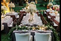 Reception - Sweetheart Tables