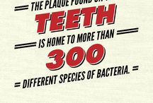 Dental Fun Facts / Fun facts about dental issues.