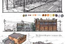 Reference - graphics, diagrams, rendering / by JLC Architecture