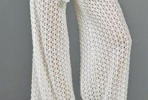 Crochet Pants Skirts