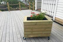 Nyttig til hage og veranda
