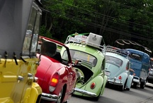 I married a VW/car guy / There weren't enough photos of VWs on Pinterest.  / by BeverlyLynn Weber